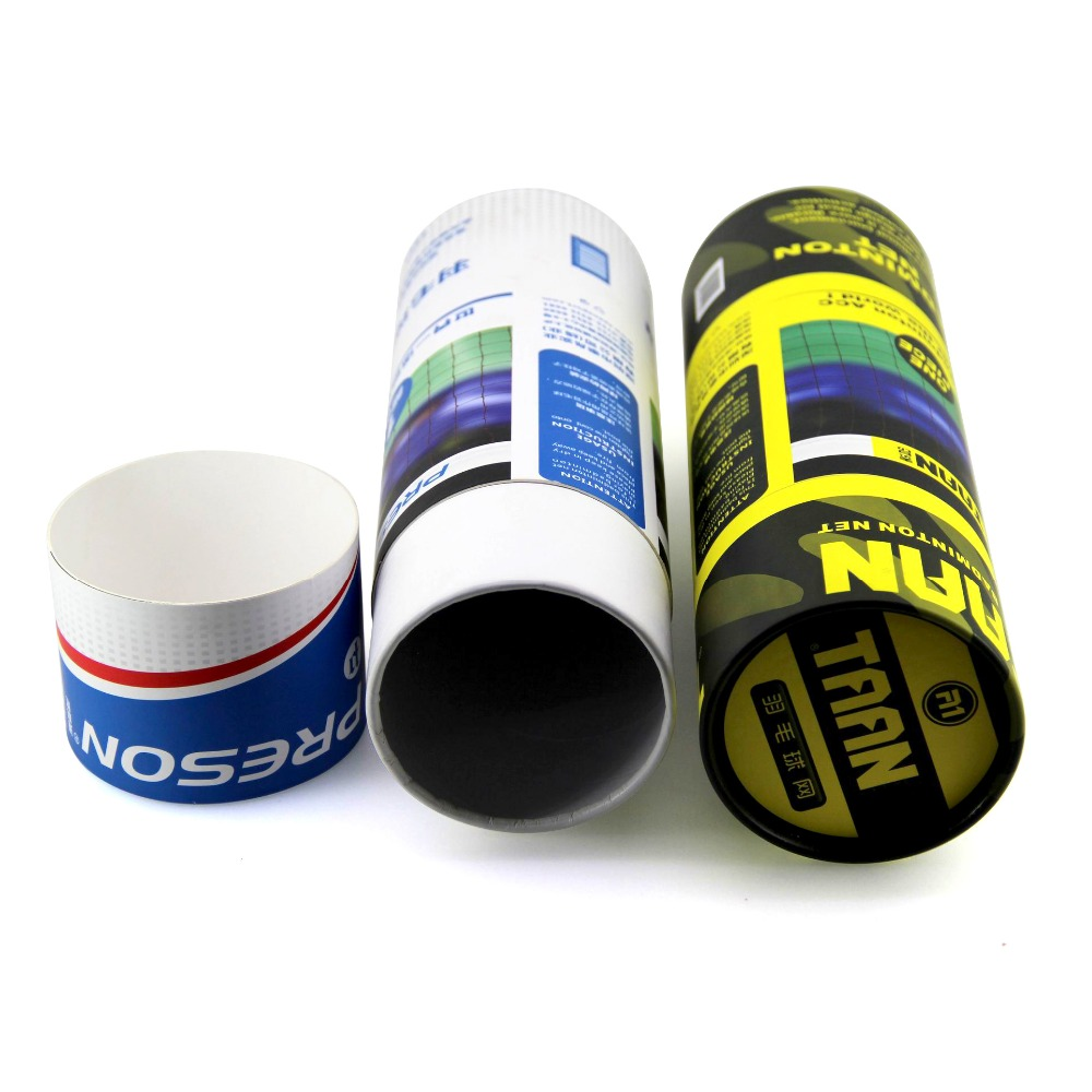 tennis ball Paper tube packaging